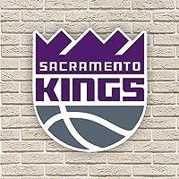 Quadro Decorativo Sacramento Kings Nba Basquete