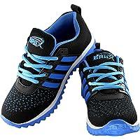BRiiX Women Pink Mesh Sports Running/Walking/Training and Gym Shoes