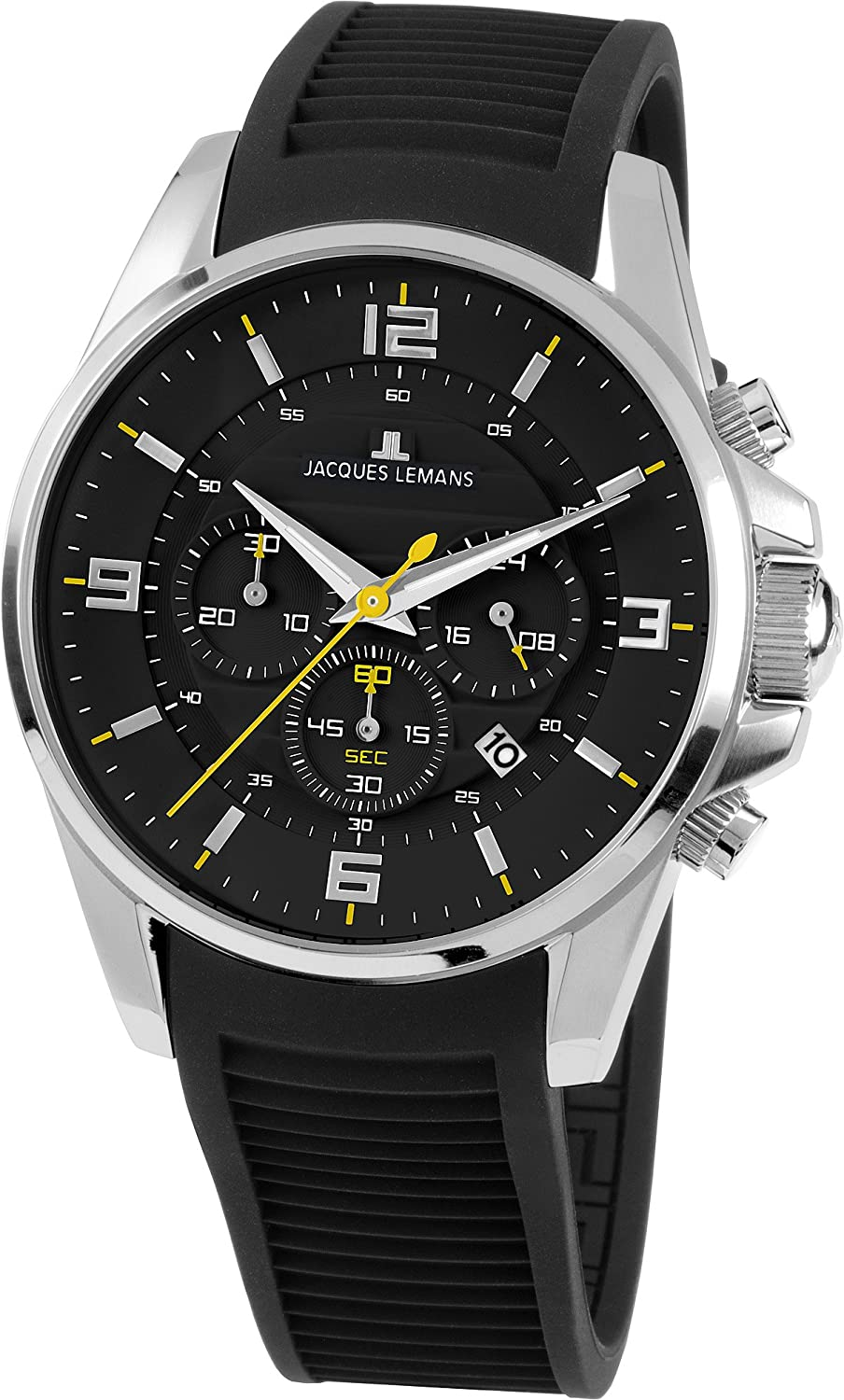 Amazon.com: Jacques Lemans Liverpool 1-1799A Mens Watch: Jacques Lemans: Watches