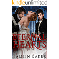 Eternal Hearts: MMF vampire Regency romance (The final piece Book 1)