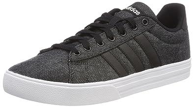 adidas Daily 2.0, Chaussures de Fitness Homme, Noir (Negbas/Ftwbla/Ftwbla 000), 40 2/3 EU