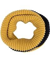 Simplicity Women's Winter Knit Fuzzy Neck Warmer / Infinity Scarf