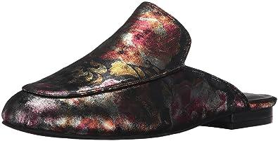 0eeb9c5de055e Kenneth Cole New York Women s Wallice Slip On Mule Metallic Floral
