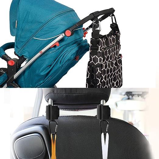 Amazon.com: Gancho para carrito, seguro y cuidado carriola ...