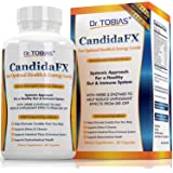 CandidaFX - Extra Strength Candida Cleanse - With Herbs & Enzymes To Help Reduce Unpleasant Effects from Die-Off of Yeast - Easy & Effective Nutritional Supplement For Women And Men