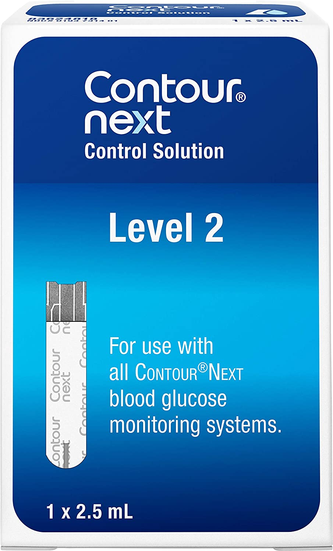 Diagnostics Direct 7314 Contour Next Normal Control Solution, Level 2, 2.5 mL