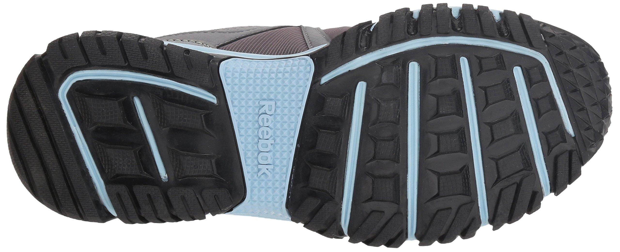 Reebok Women's Ridgerider Trail 3.0 Walking Shoe, ash Grey/Dreamy Blue/blac, 7.5 M US by Reebok (Image #3)