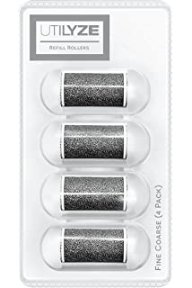 UTILYZE - Rodillos eléctricos para eliminar callos (4 unidades)