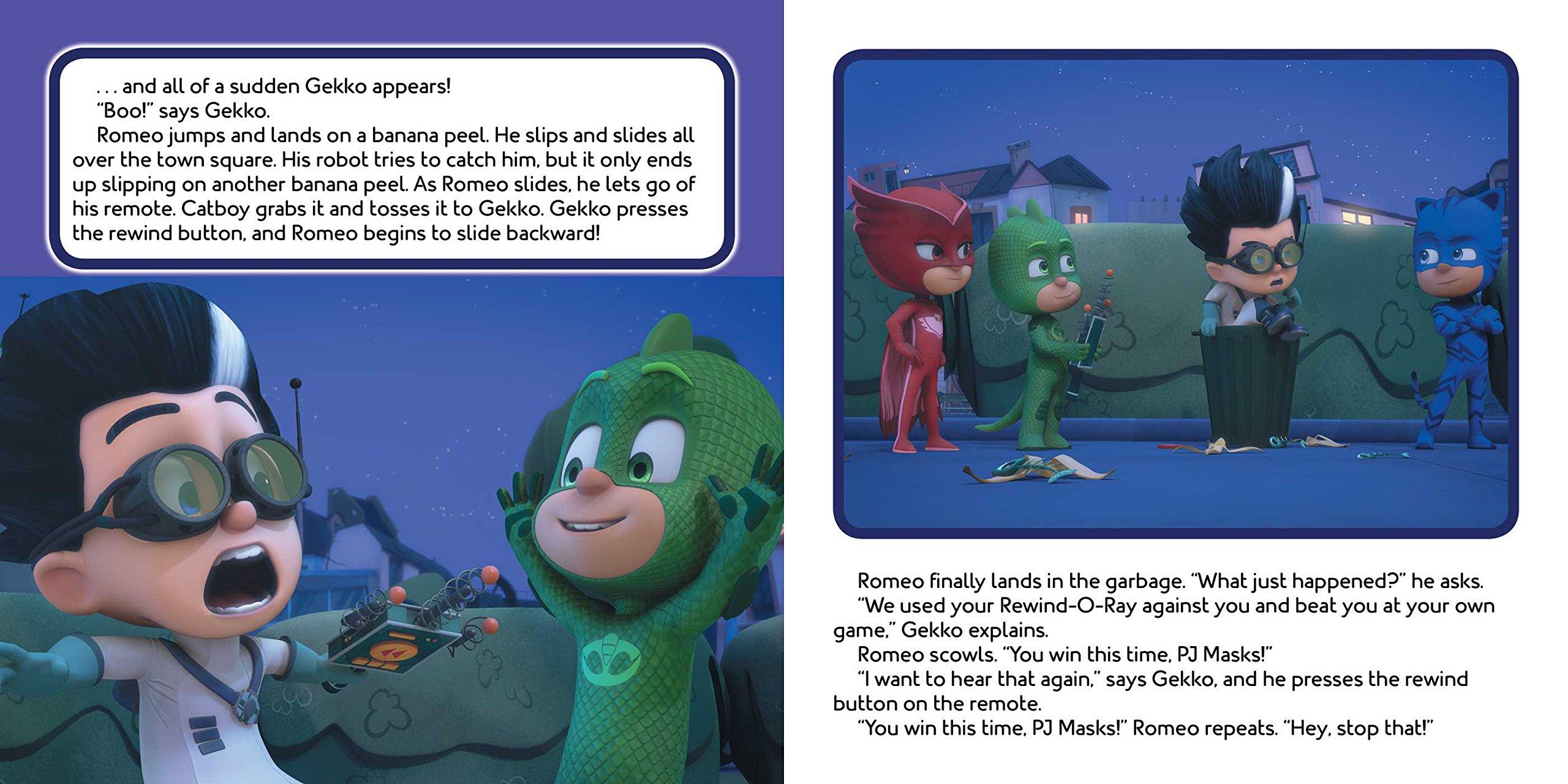 Catboy Does It Again (PJ Masks) : Testa, Maggie: Amazon.es ...