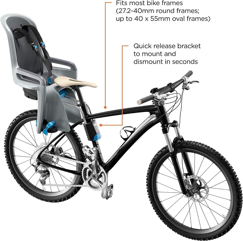Thule Ride Along - Silla niño para bicicleta, color gris claro ...