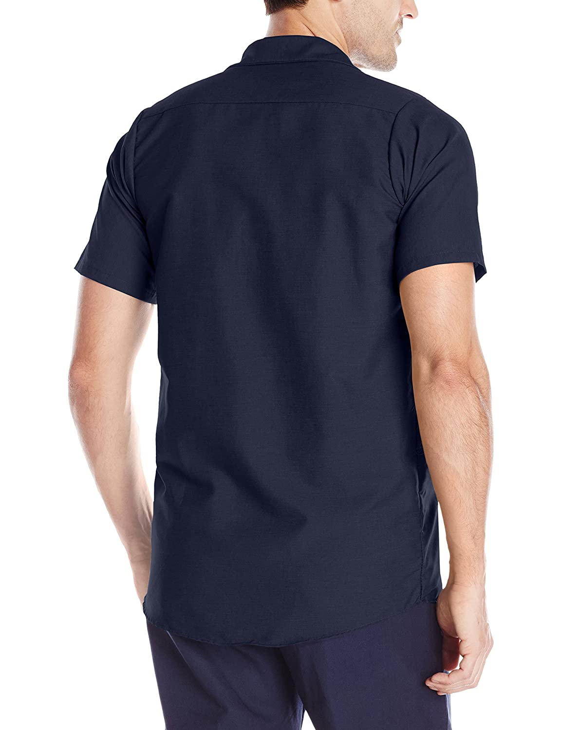 e0197dc8e4e40 Red Kap Men s Industrial Short-Sleeve Work Shirt  Amazon.ca  Clothing    Accessories