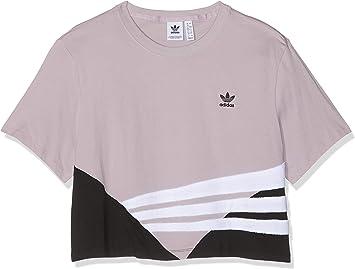 tee shirt adidas multicolore femme