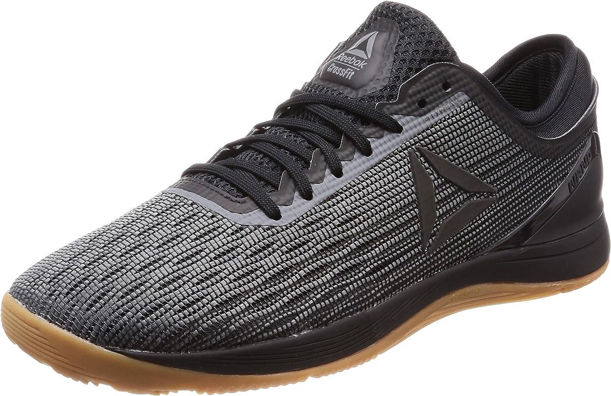 Reebok Crossfit Nano 8 Flexweave, Zapatillas de Deporte para Hombre, Negro (Black/Alloy/Gum Black/Alloy/Gum), 40 EU: Amazon.es: Zapatos y complementos