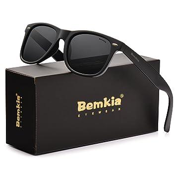 Amazon.com: Bemkia - Gafas de sol polarizadas para hombre y ...
