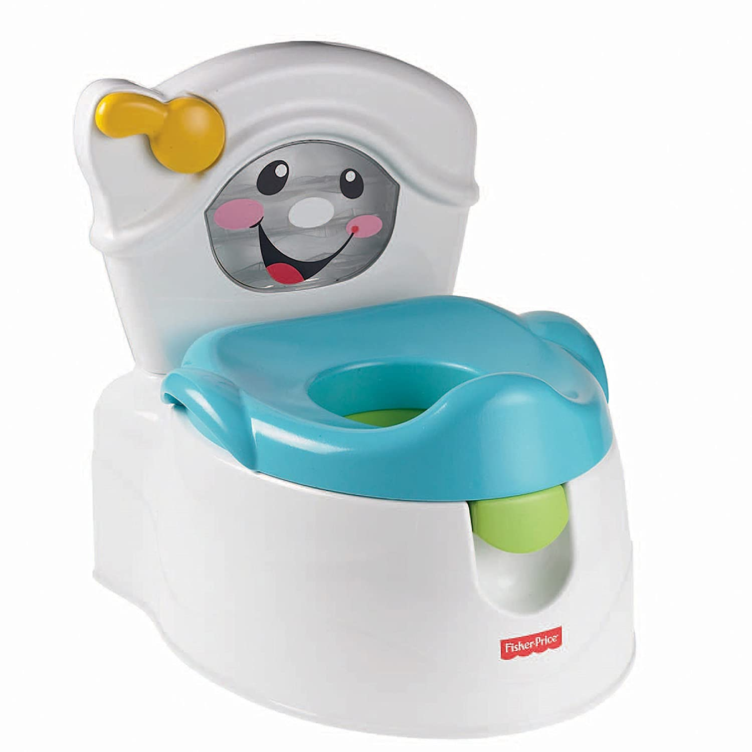 Amazon Fisher Price Learn to Flush Potty Toilet Training