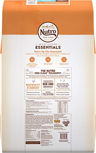 NUTRO WHOLESOME ESSENTIALS Large Breed Adult Senior Dry Dog Food