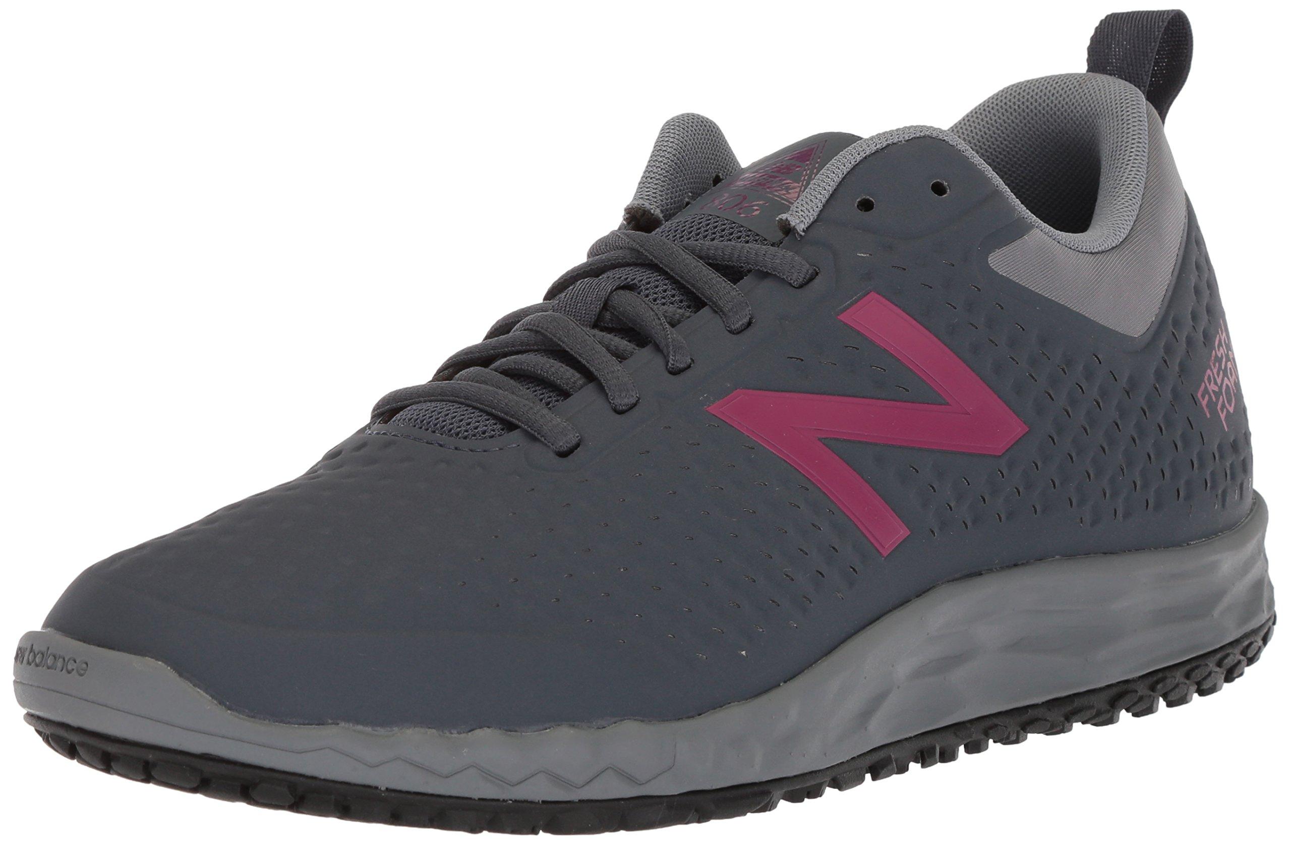 New Balance Women's 806v1 Work Training Shoe, Grey, 10.5 B US by New Balance (Image #1)