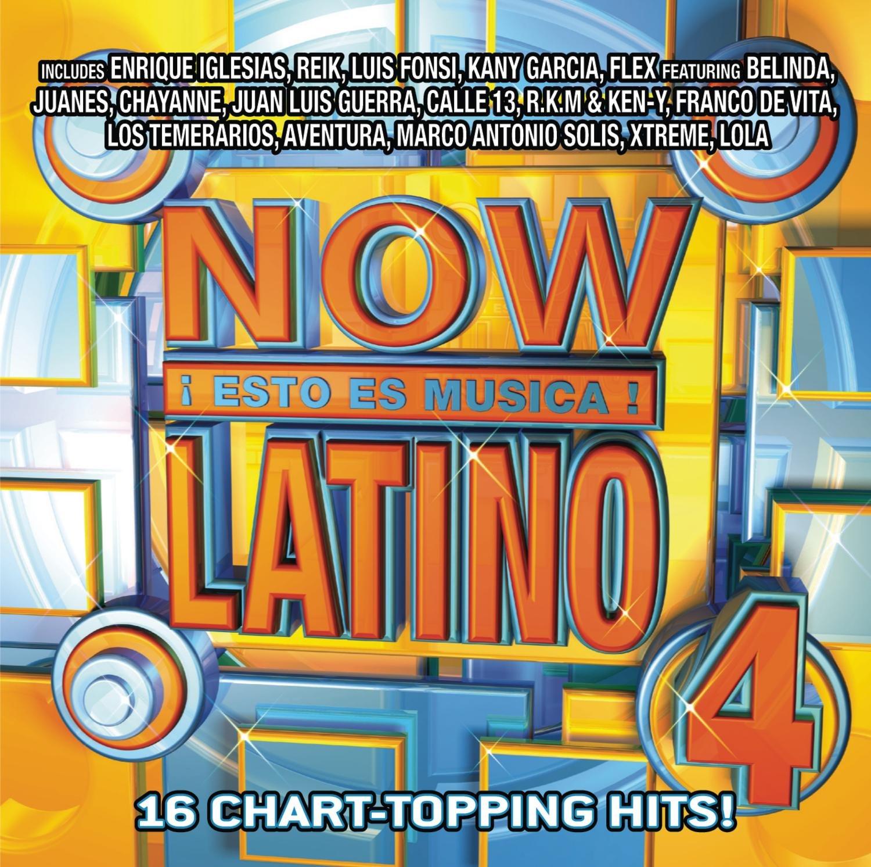 Now Esto Es Musica Latino 4