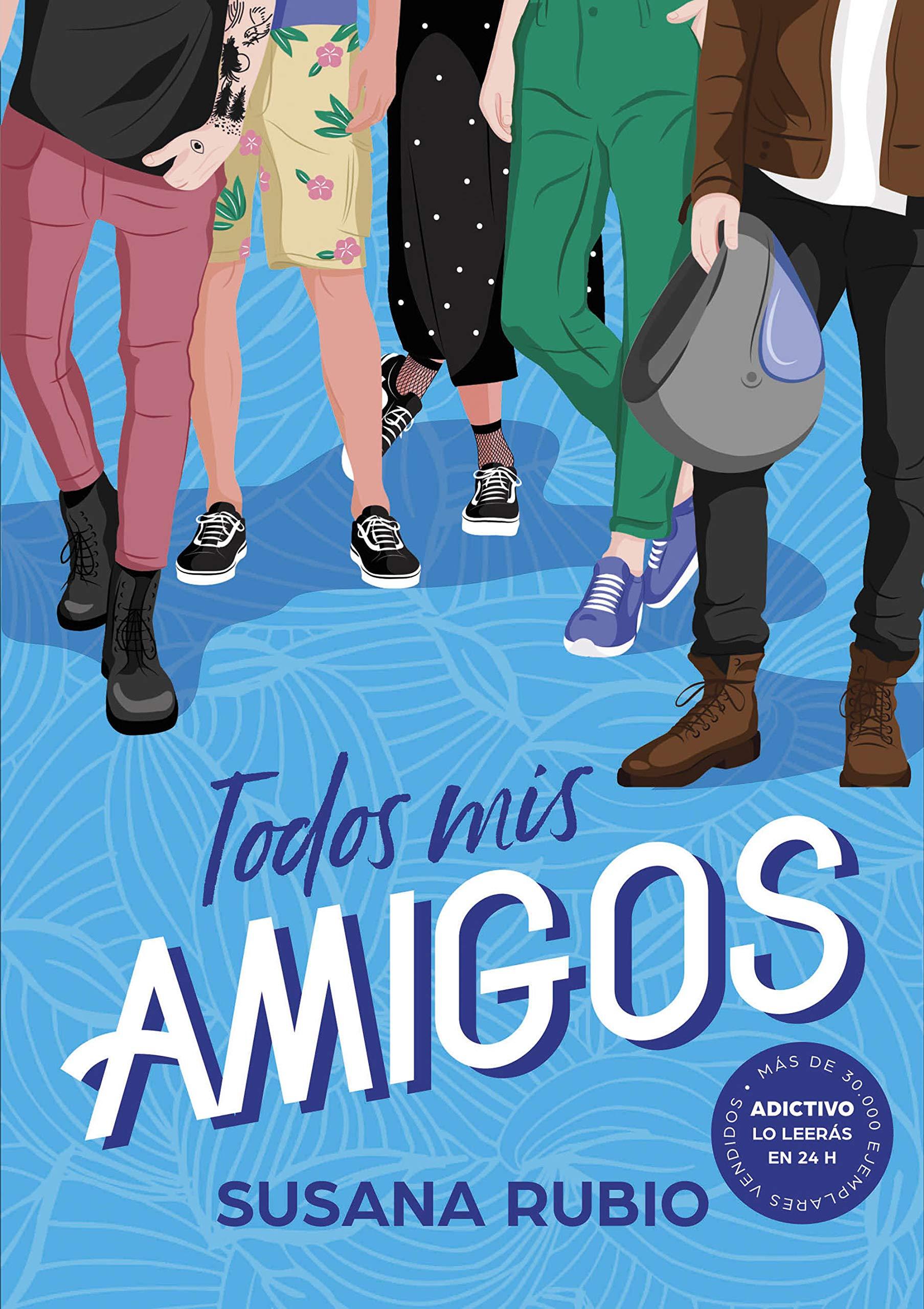Todos mis amigos (Montena): Amazon.es: Rubio, Susana: Libros
