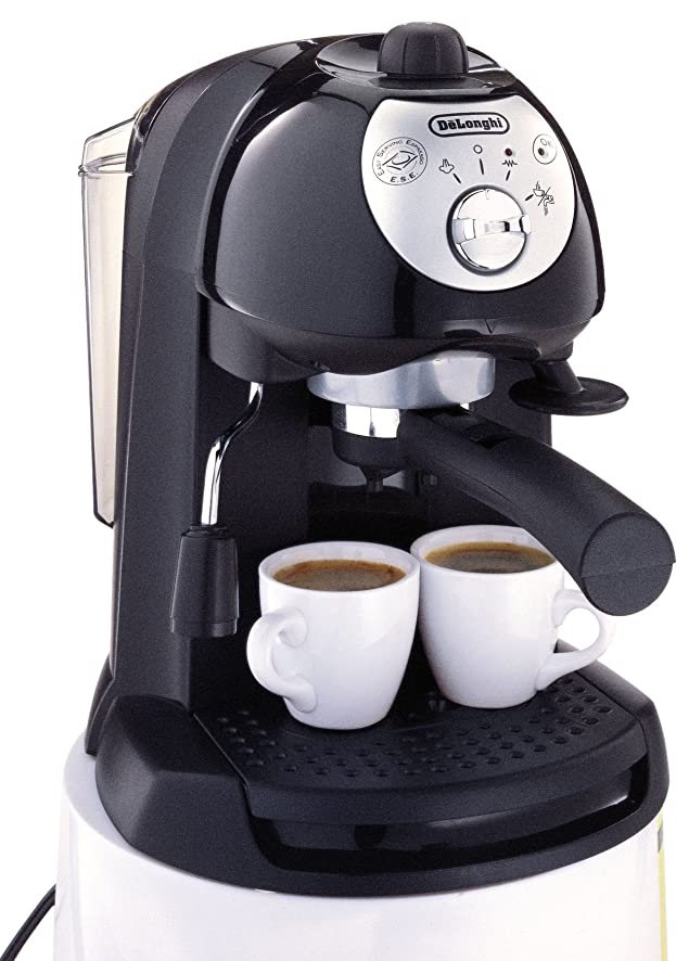 Amazon.com: De'Longhi BAR32 Retro 15 BAR Pump Espresso and ...