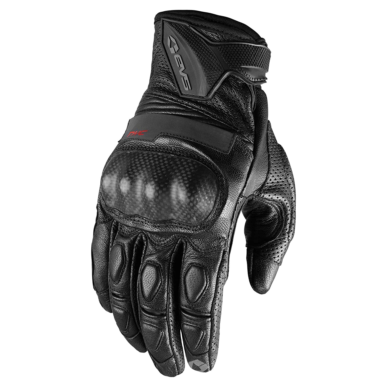 Black, Medium EVS Sports Mens Gloves