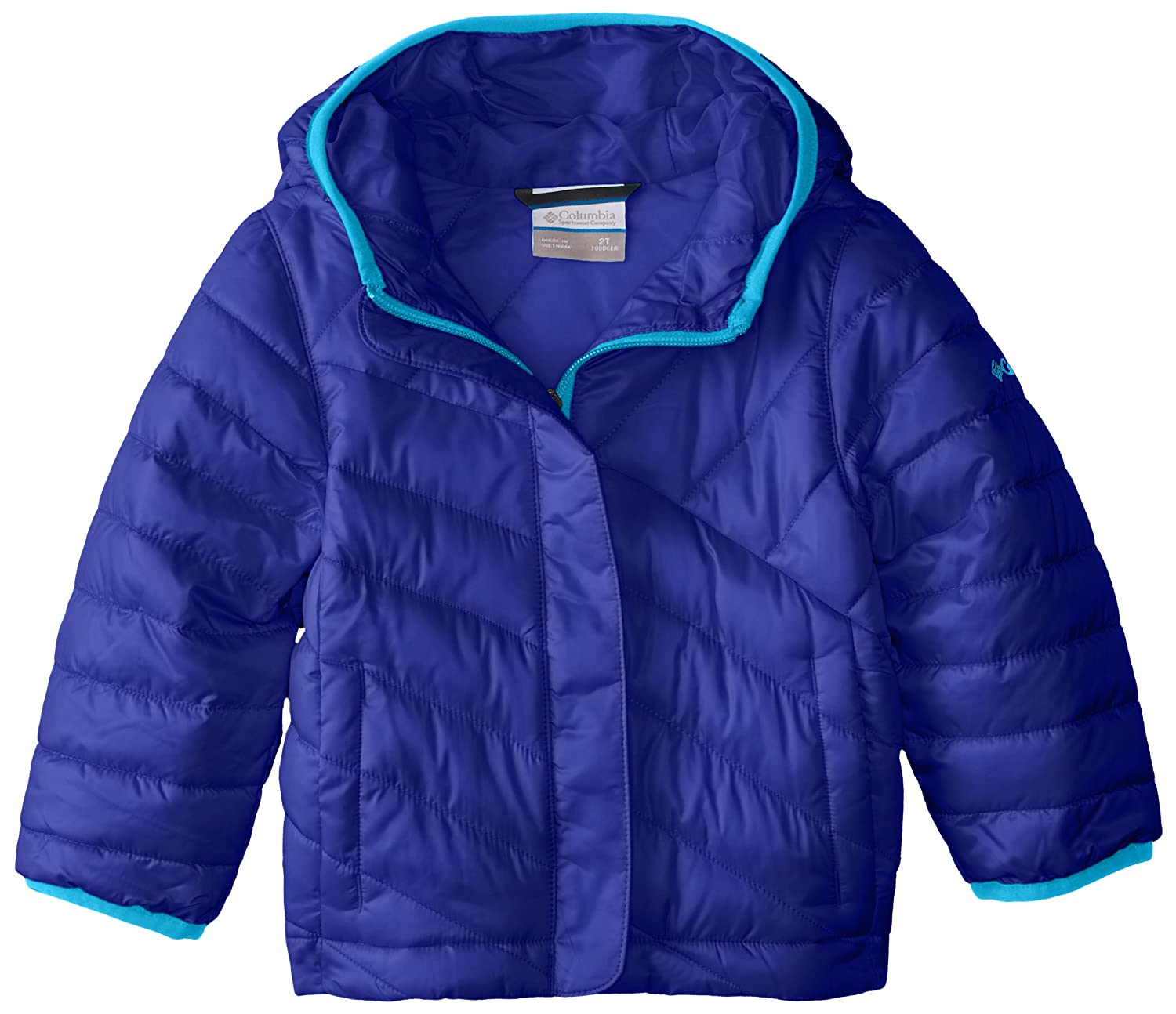 Columbia Girls' Powder Lite Puffer Jacket Columbia Sportswear 1523611