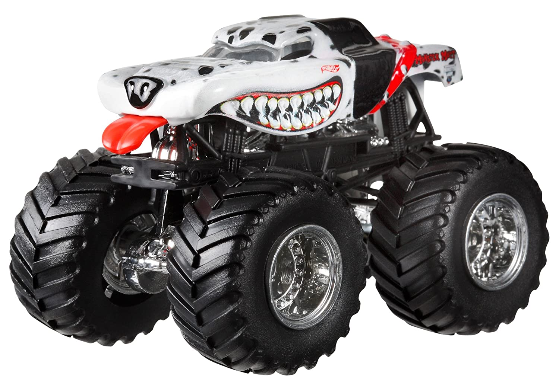Hot Wheels Monster Jam Monster Mutt Dalmatian Die Cast
