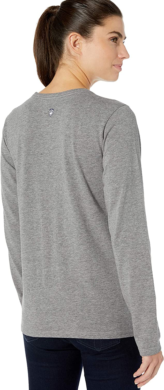 Life is Good Womens Vintage Crusher Longsleeve Shirt