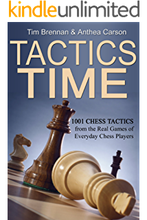 Chess for dummies ebook james eade amazon loja kindle 1001 chess tactics from the games of everyday chess players tactics time fandeluxe Images