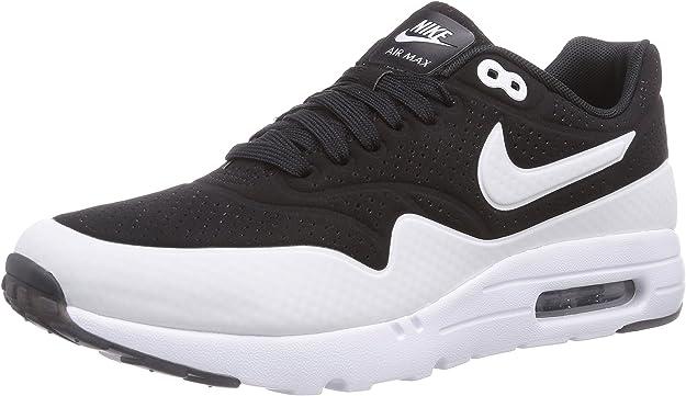 Nike Air Max 1 Ultra Moire Zapatillas de running, Hombre, Negro ...