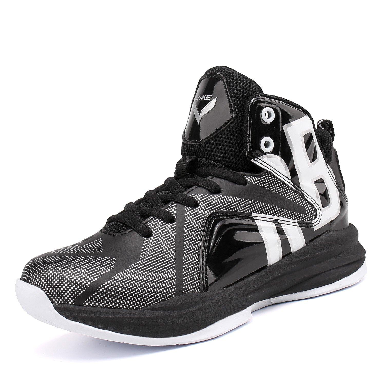Garçon Chaussures de Basketball Mixte Enfant Fille Baskets Mode Sneakers