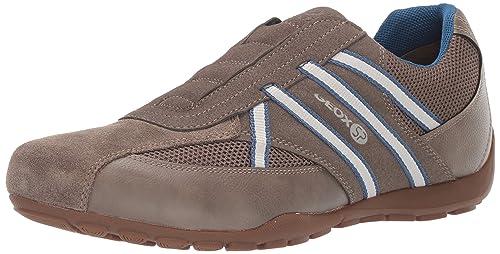 Uomo Cosa Da Ginnastika Geox U923fc scarpe Ravex Sneaker scarpe 5AR4jL