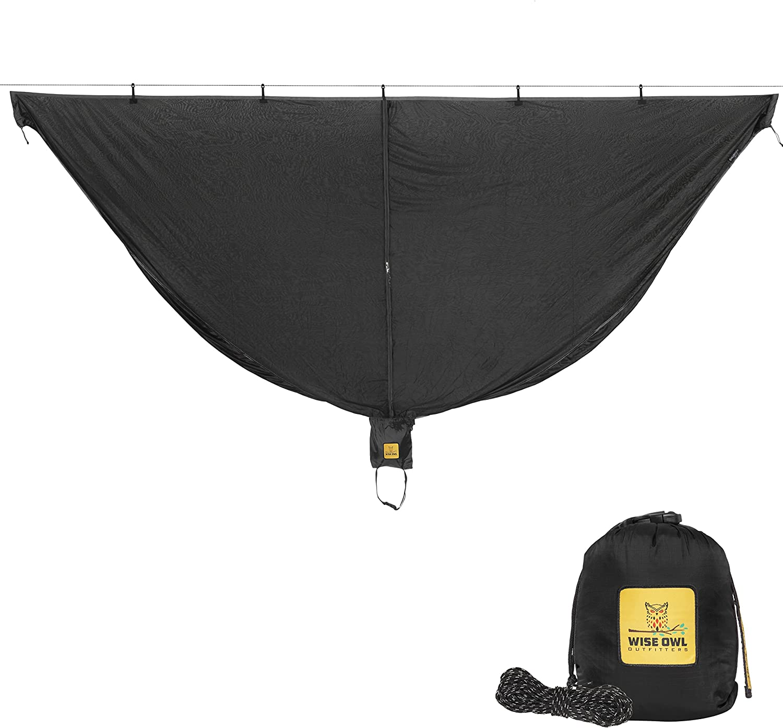 Wise Owl Outfitters Hammock Bug Net - best hammock bug net