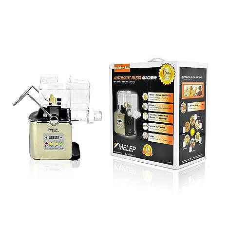 Amazon.com: melep automático Máquina de pasta (eléctrica ...
