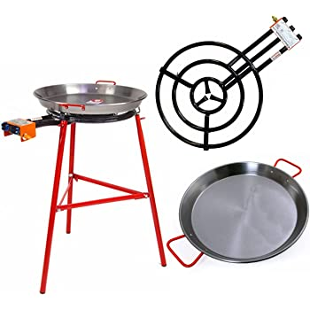 Amazon Com Garcima G600 Paella Pan Propane Gas Burner