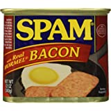 SPAM Bacon Luncheon Meat, 340g