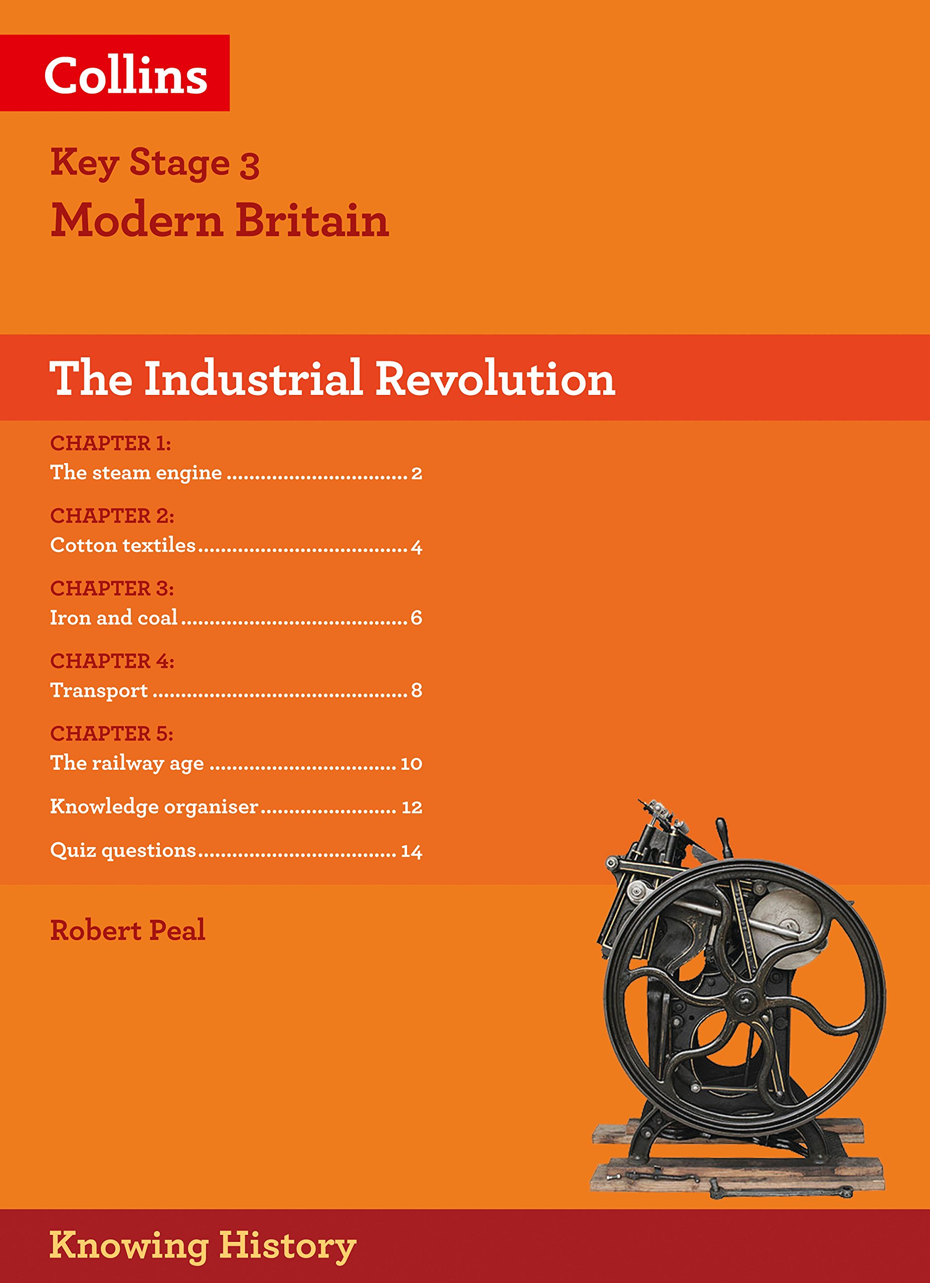 KS3 History The Industrial Revolution (Knowing History): Amazon co