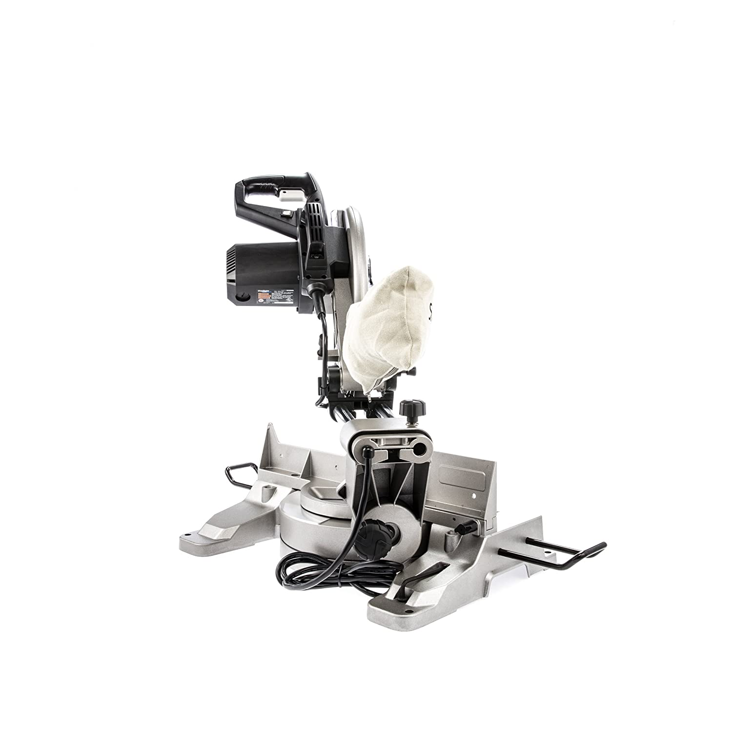 Delta S26-271L 12 Sliding Single Bevel Miter Saw With Laser, Silver