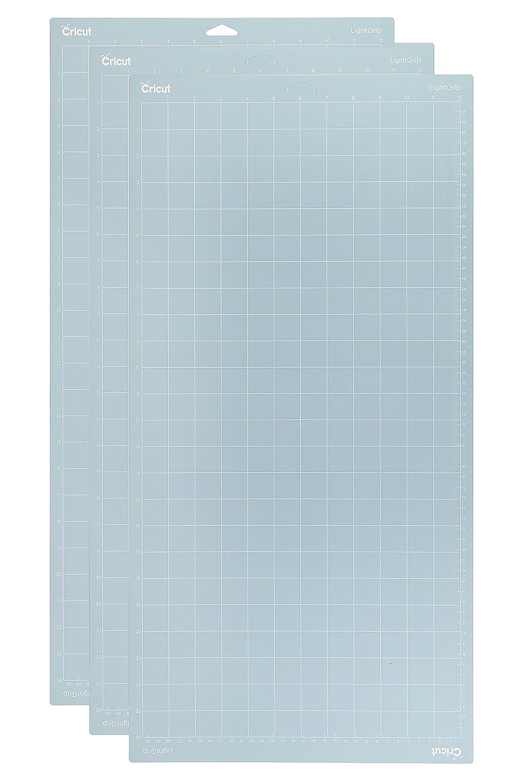 Cricut LIGHTGRIP Cutting MAT 12X24 3 Pack, Blue 2004701