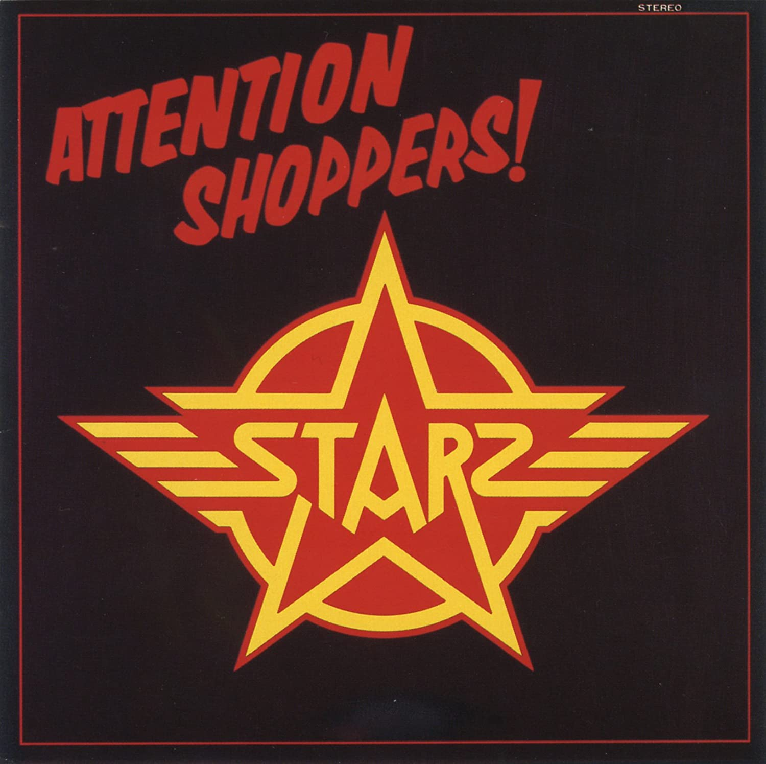 Attention Shoppers ! (SHM-CD)