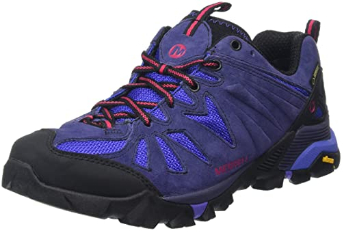Merrell Rise Tex Mujer Zapatos Low Para Capra Senderismo Gore De YnYqgx7wrP