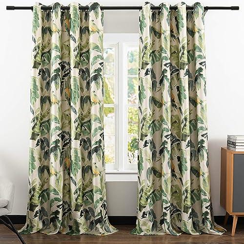 Cheap Leeva Window Curtains Panels window curtain panel for sale