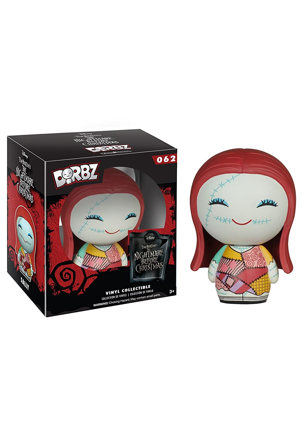 Amazon.com: The Nightmare Before Christmas Dorbz Sally 3\