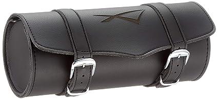 A de Pro Toolbag Bag Luggage Motor Bike Motorcycle Chopper Custom Style A de Pro Black