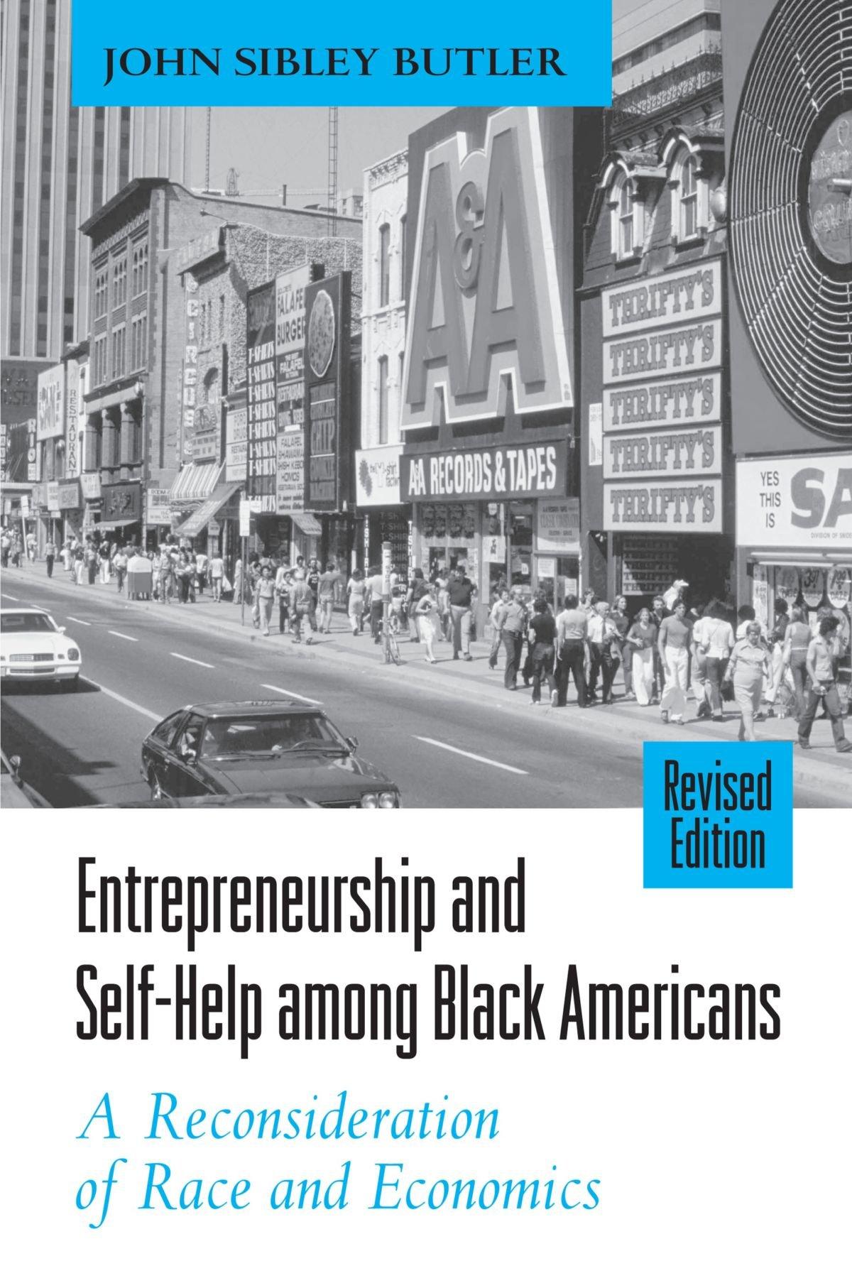 Entrepreneurship Self Help Among Black Americans product image
