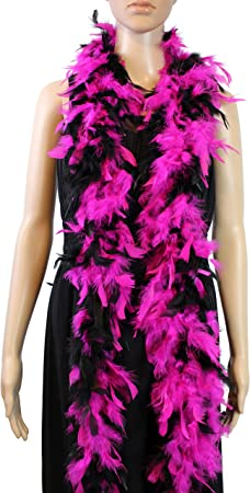 Soft Turkey Chandelle Feather Boa Over 18 Color 40 Gram 72 Long Purple Dancing Wedding Crafting Party Dress Up Halloween Costume Decoration