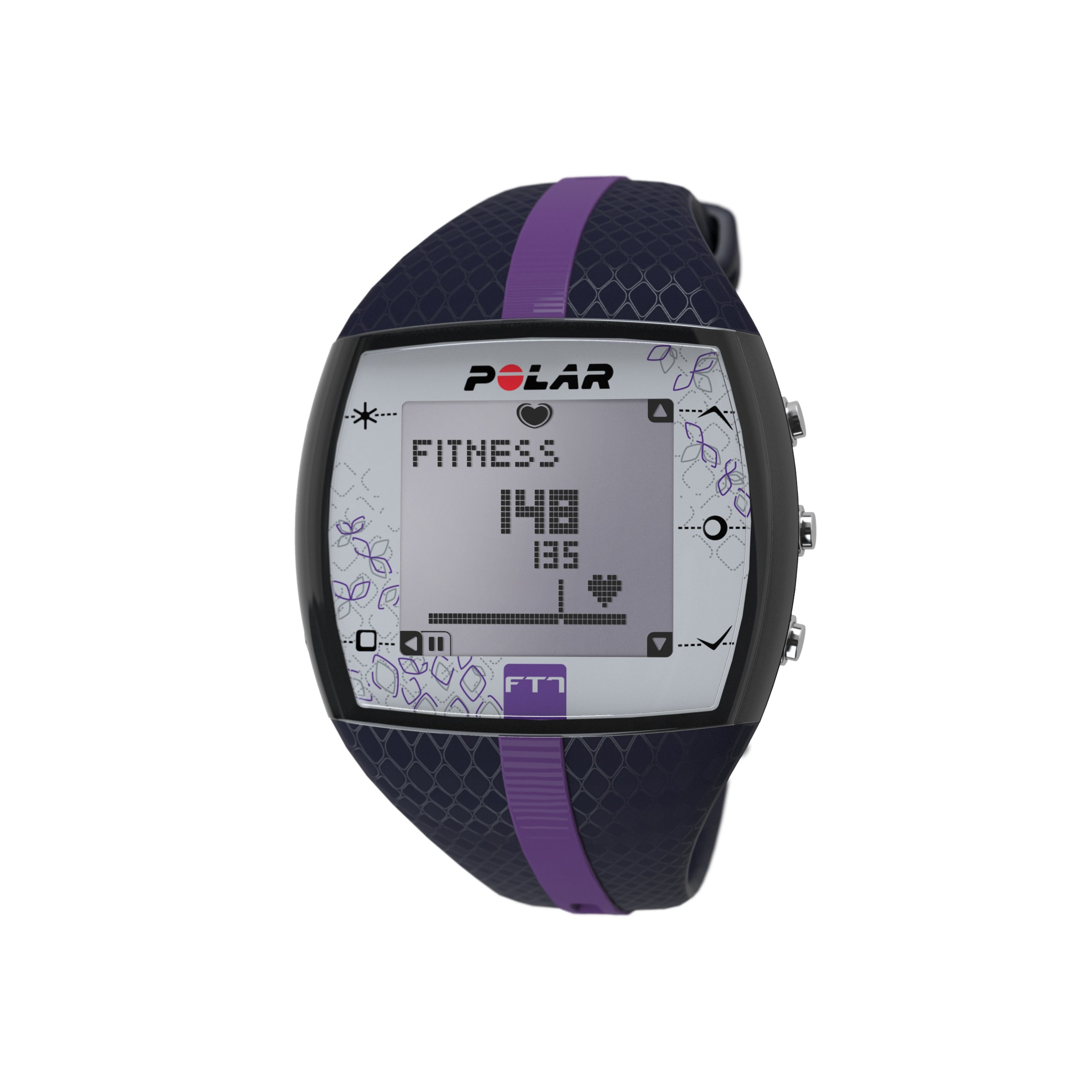 Polar FT7 Heart Rate Monitor Workout Watch, Blue/Lilac by POLAR (Image #3)
