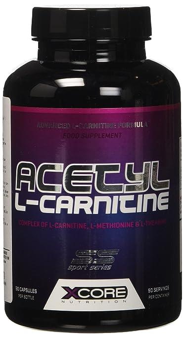 49 opinioni per XCore 100% Acetyl L-Carnitine 500mg-