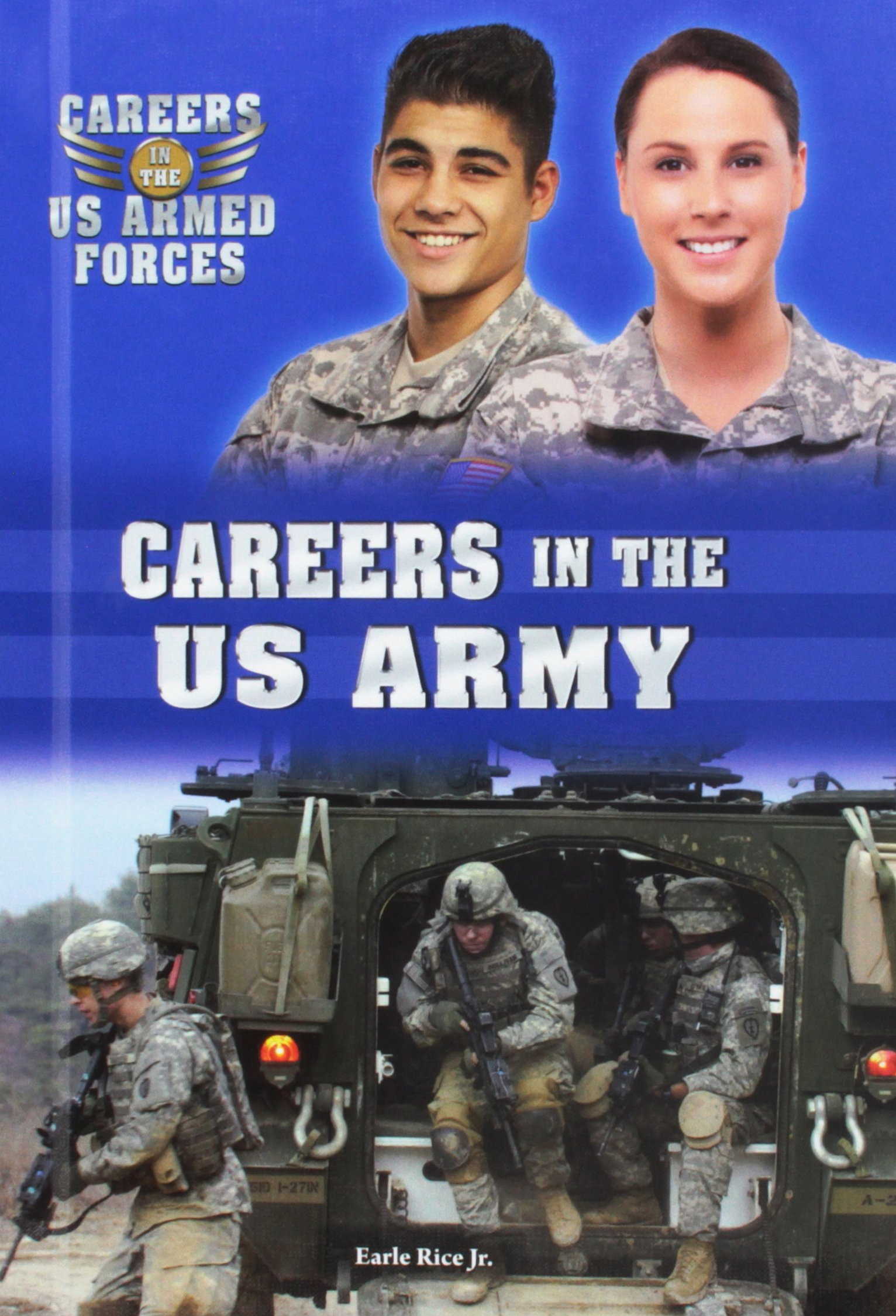 Read Online Careers in the Us Armed Forces PDF
