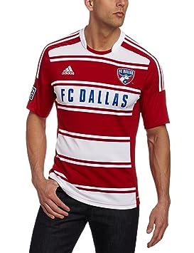 Adidas – Camiseta FC Dallas MLS, MLS, Todo el año, Fuera, Color